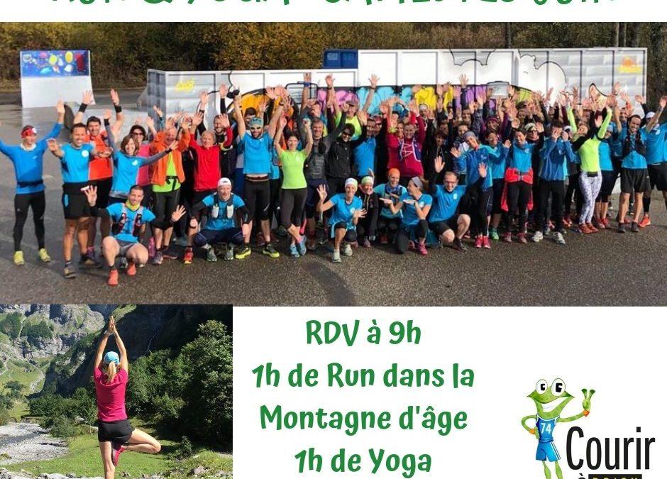 Sortie Run & Yoga