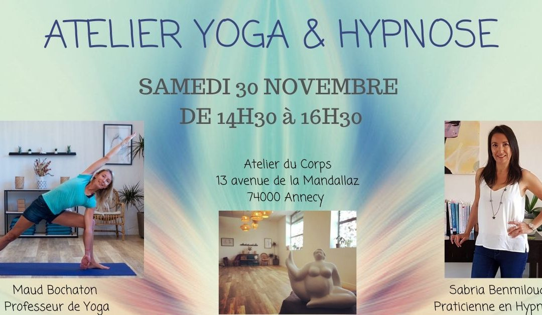 ATELIER YOGA & HYPNOSE