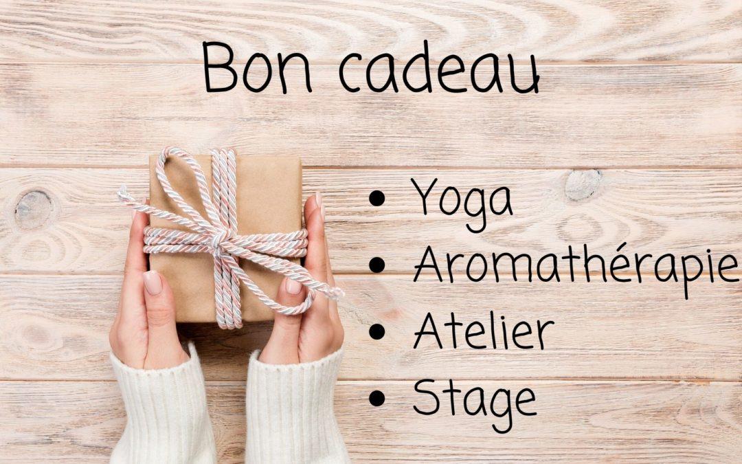 Bon cadeau : Yoga & aromathérapie