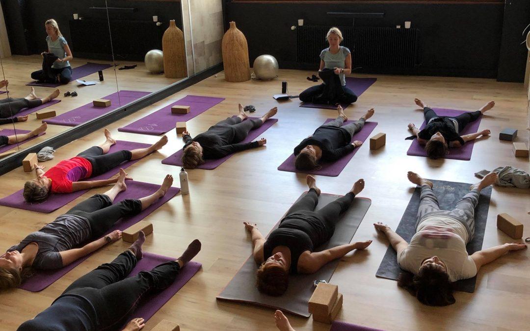 Atelier Yin Yoga Association «Vivre en Harmonie à Poisy»
