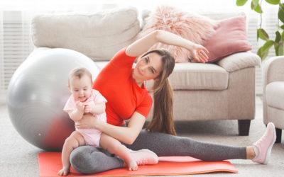 Cours de Yoga Postnatal