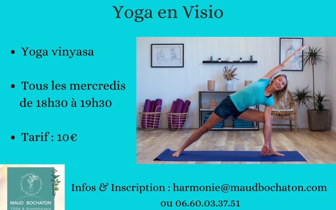 Yoga en visio : click & connect